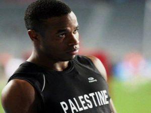 Pal-sprinter Mohammed Abu Khousa