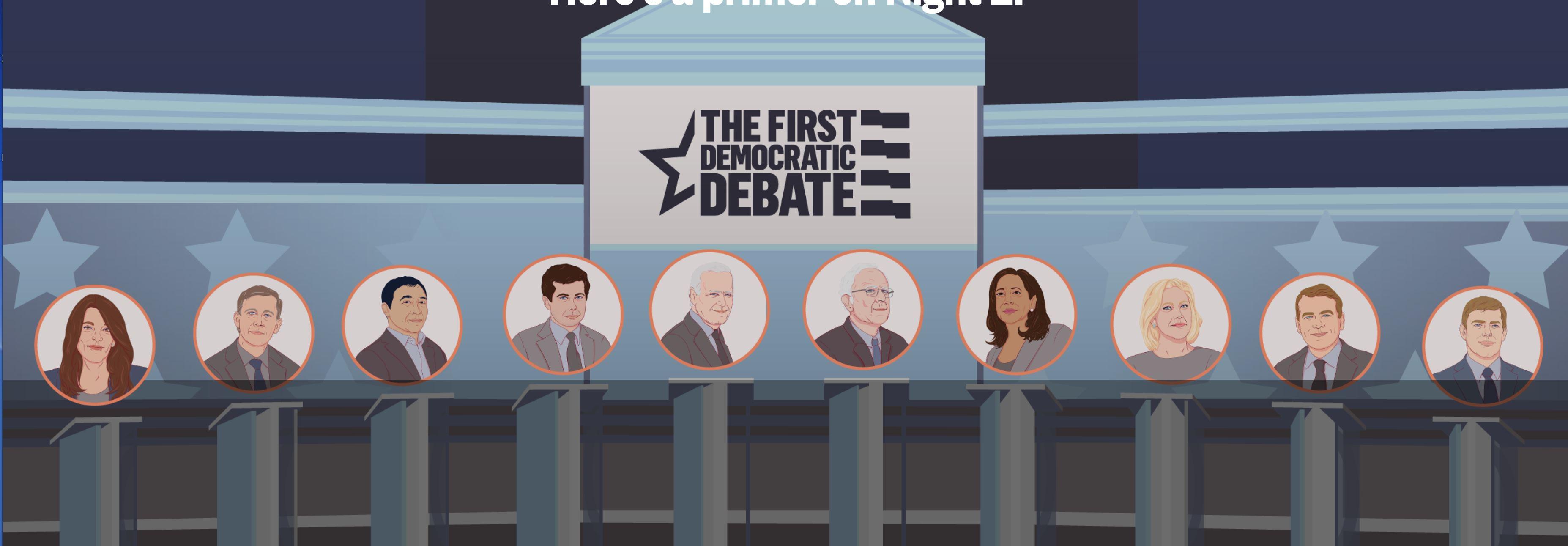 Dem Debate Staging for Night 2  June 2019.JPG